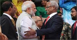 मालदीव के राष्ट्रपति सोलिह तीन दिन की यात्रा पर आज आएंगे भारत