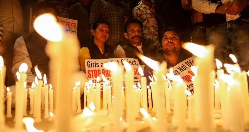 hyderabad gangrape four accussed victim father said my daughter got justice in 10 days