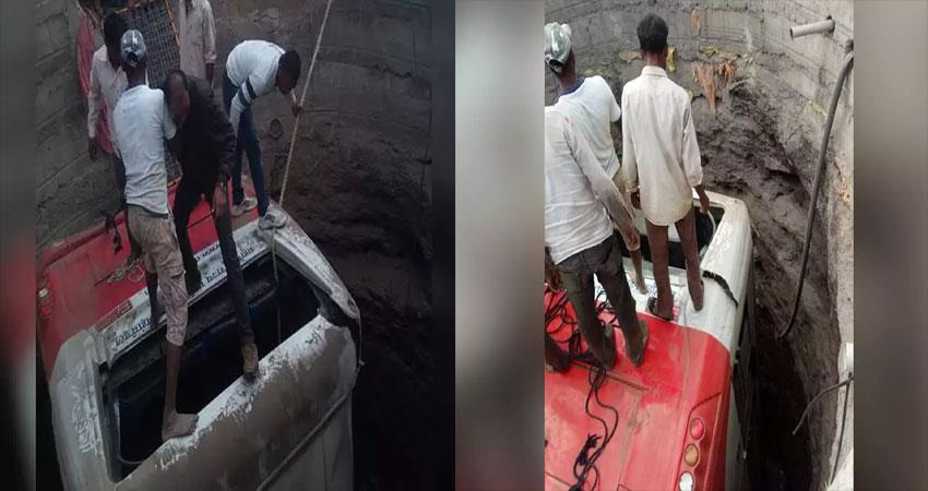 maharashtra 25 people dead 33 injured in malegaon bus accident so far