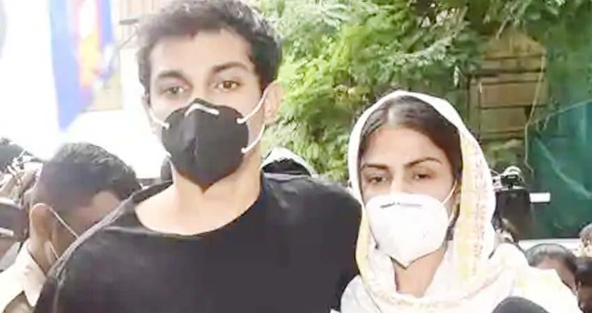 rhea chakraborty and showik bail plea hearing in drug case aljwnt
