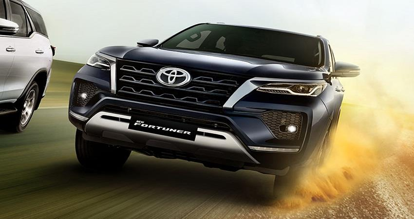 toyota fortuner facelift 2021 Toyota Fortuner New Car sohsnt