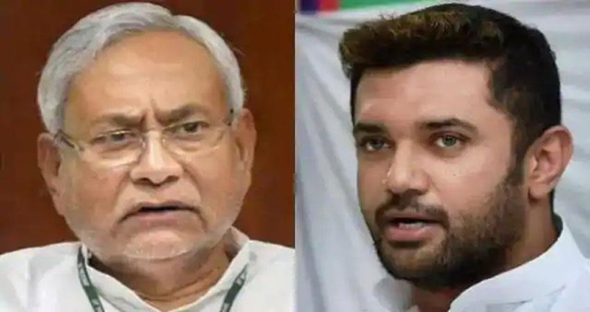 nitishs screw on cm will nitish take oath only if ljp is excluded from nda albsnt