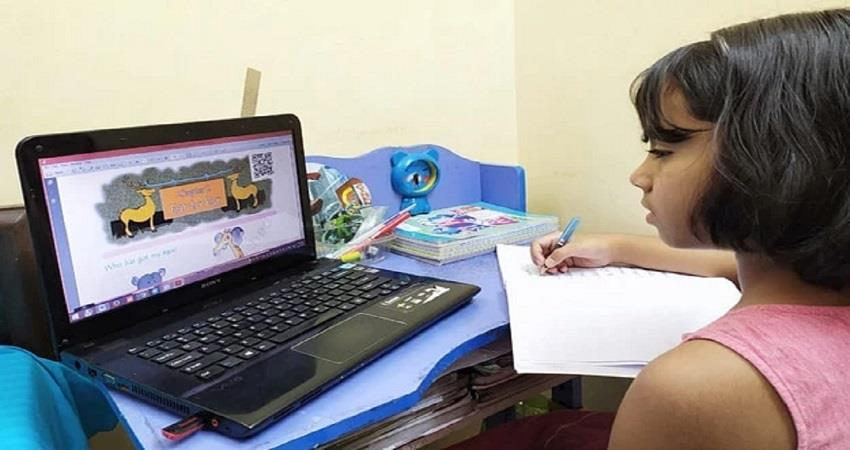 delhi private schools taking extra fees for online studies kmbsnt