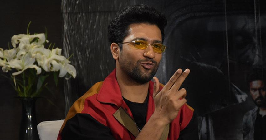 star cast of bhoot vicky kaushal exclusive interview