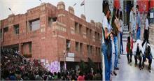 जेएनयू रैगिंग: आरोप लगाने वाले छात्र को मिल चुका है प्रवेश निषेध नोटिस