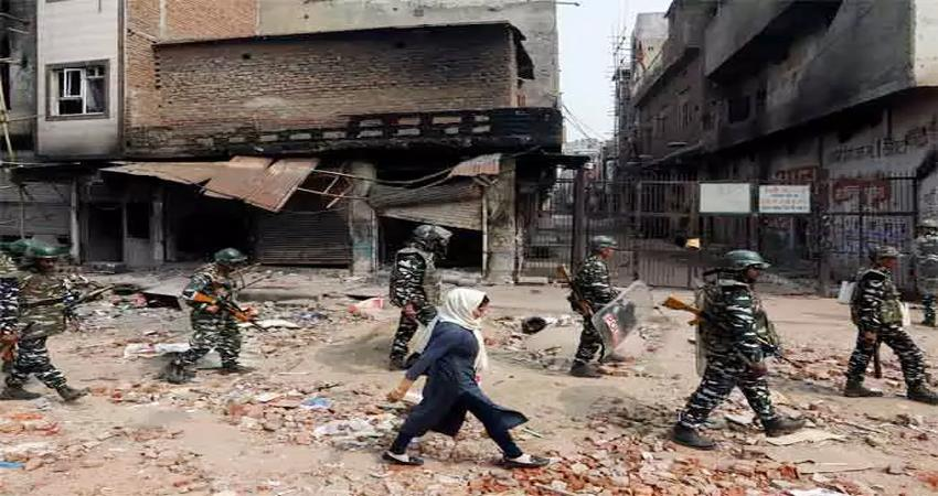 delhi riots 2020 ajit doval and pm narendra modi jafrabad maujpur latest updates