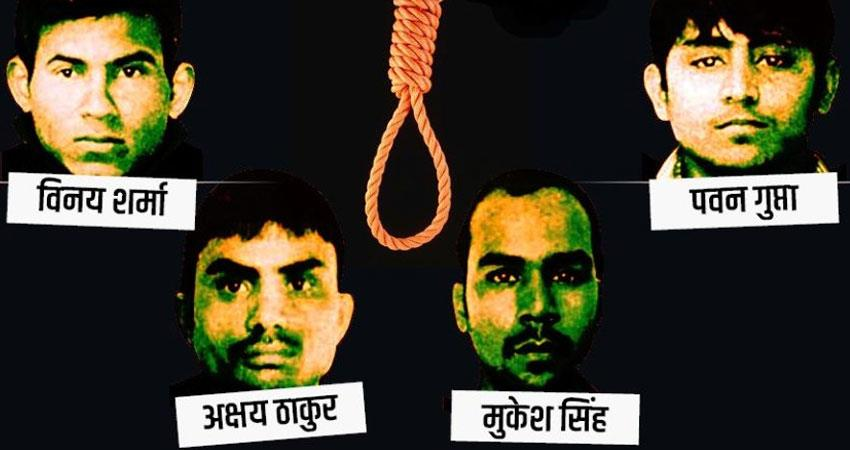 nirbhaya rape case just 3 hours before hanging court turned water on convicts intentions