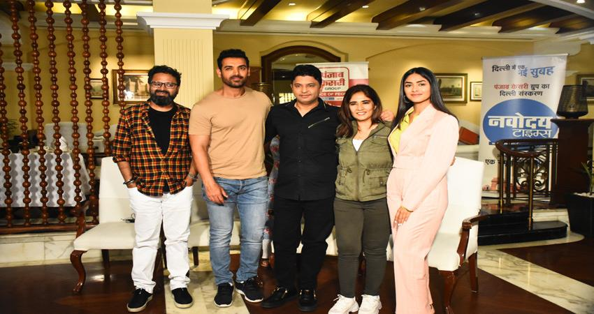 batla-house-starcast-john-abraham-mrunal-thakur-nikhil-advani-bhushan-kumar-exclusive-interview
