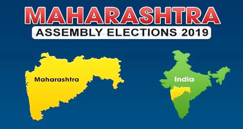 assembly election 2019 voting done in maharashtrasalman khan former president also cast votes