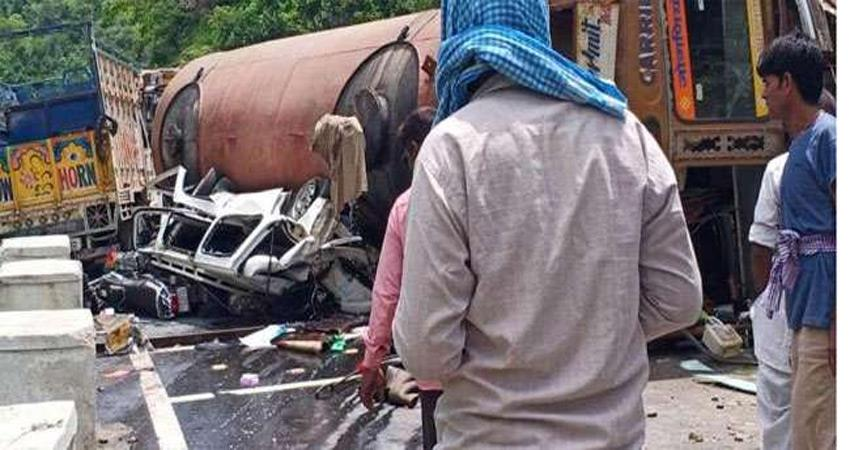police arrested noida road accident accused