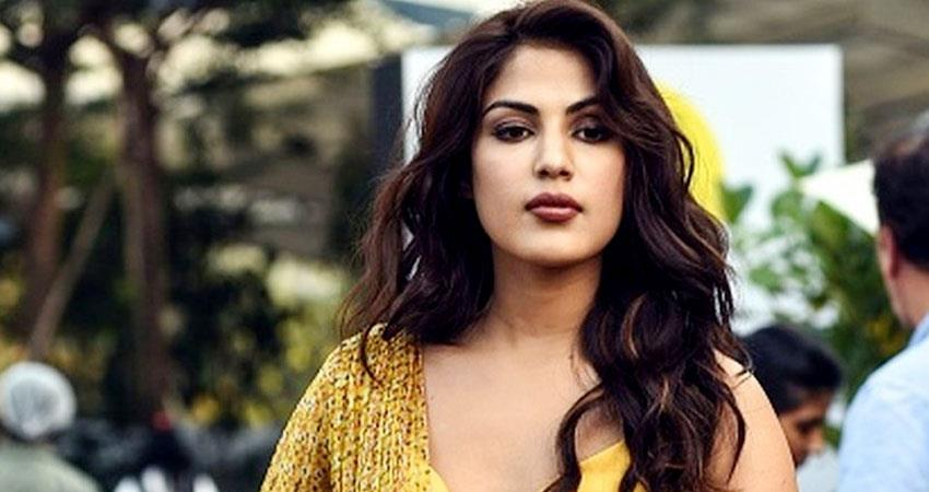 no fan no bed provide to rhea chakraborty in jail sushant singh rajput drug case aljwnt