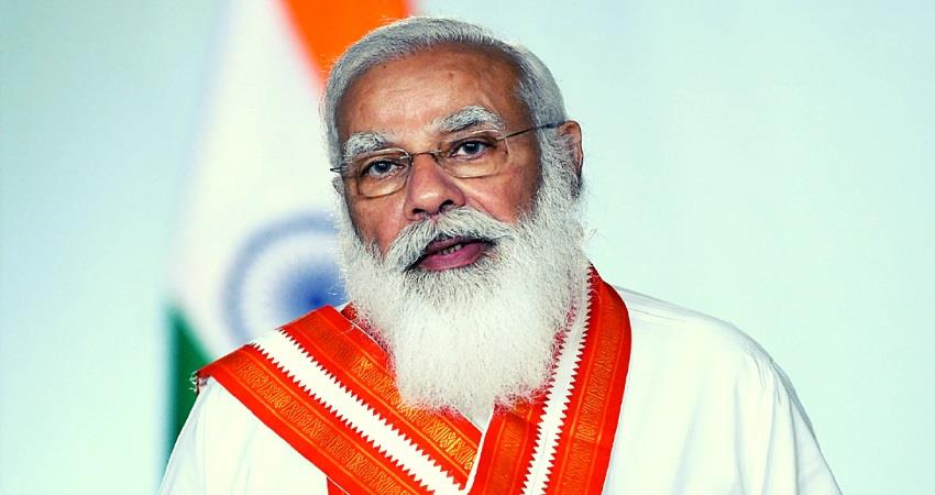 pm narendra modi appeal kumbh mela should now only be symbolic kmbsnt
