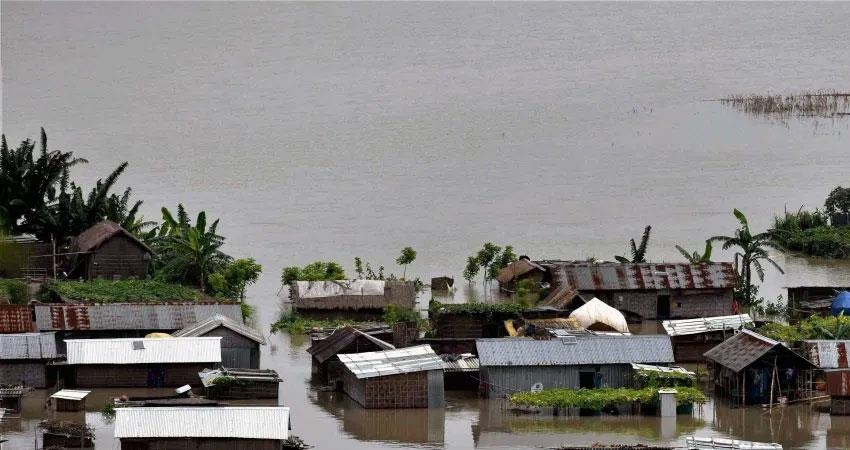 bihar central team to visit flood affected area will submit report to center djsgnt