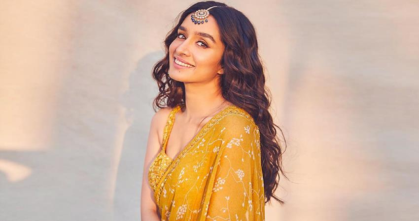 shraddha kapoor raect to her weeding rumours with rohan shrestha sosnnt