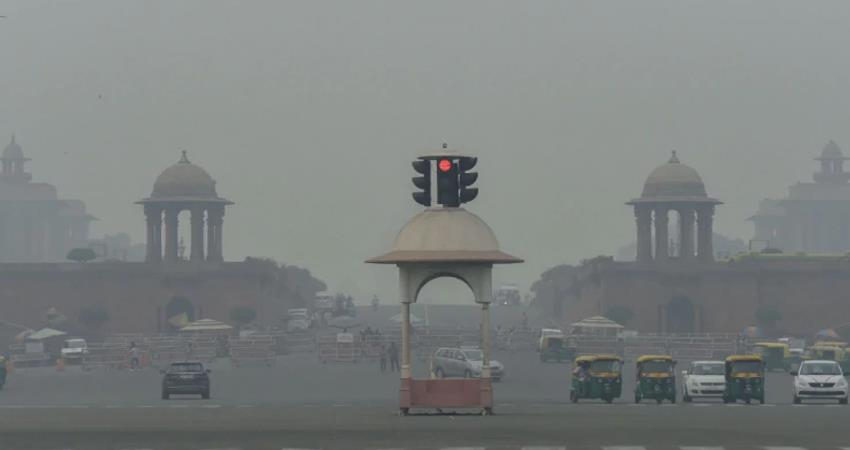 Delhi number 14 most polluted city in India according to CPCB