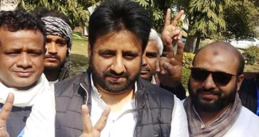 amanatullah khan relatives accusation assaulted by up police in meeruth