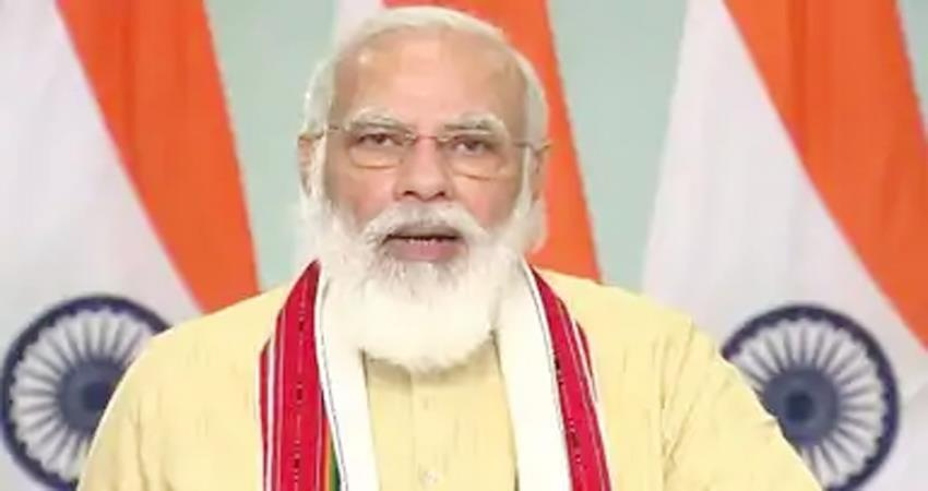 pm modi said msp will remain farmer do not be confused djsgnt