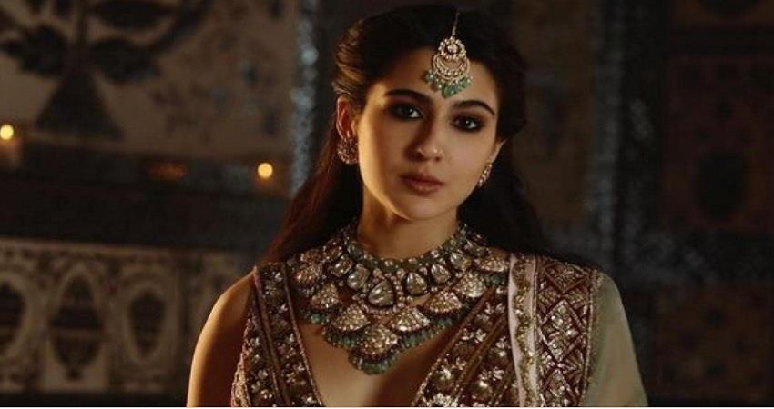 sara ali khan bridal photoshoot viral in social media jsrwnt