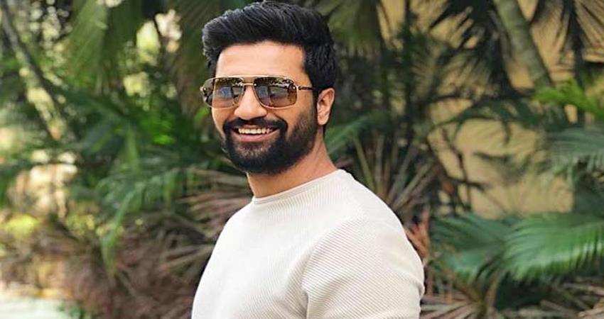 vicky kaushal reveals that he loves doing work under pressure