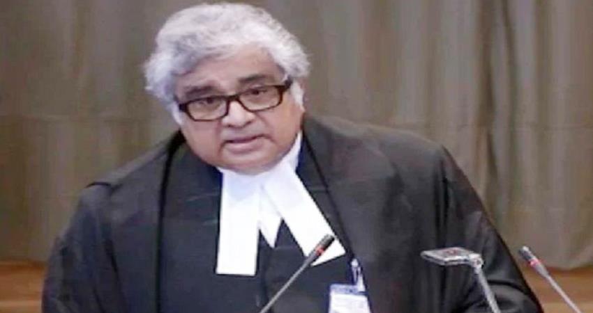 senior lawyer, harish salve support the govt decision on article 370 abrogation
