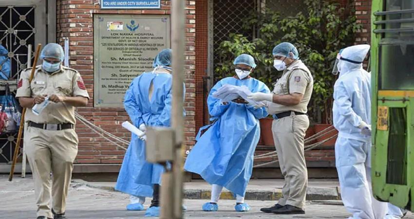 Delhi Govt LNJP Hospital Coronavirus 50 percent decreased death rate KMBSNT