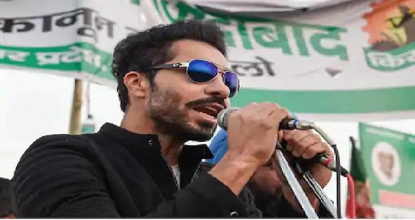 republic day deep sidhu farmers protest delhi police delhi violence sobhnt
