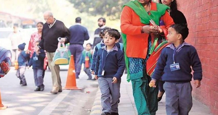 Nursery Admission 2021 schools asking for up to 60 thousand KMBSNT