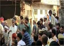 उत्तर प्रदेश: मऊ में सिलेंडर फटने से 13 लोगों की मौत, 15 घायल