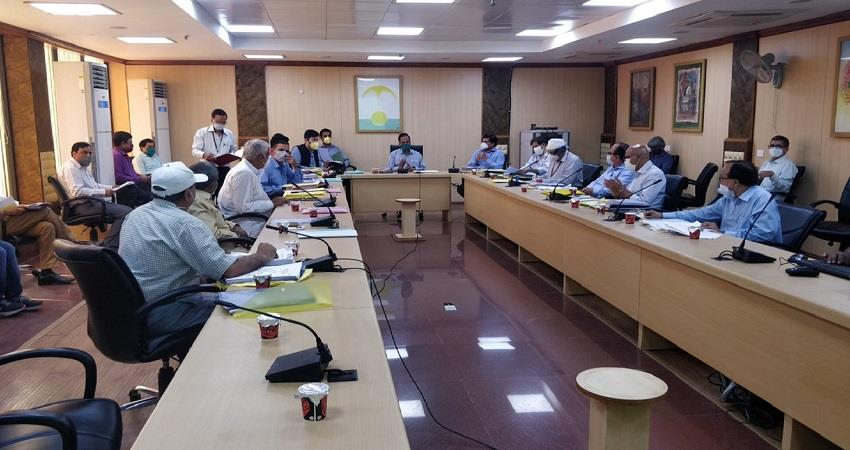 delhi jal board meeting satyendar jain water sever connection kmbsnt