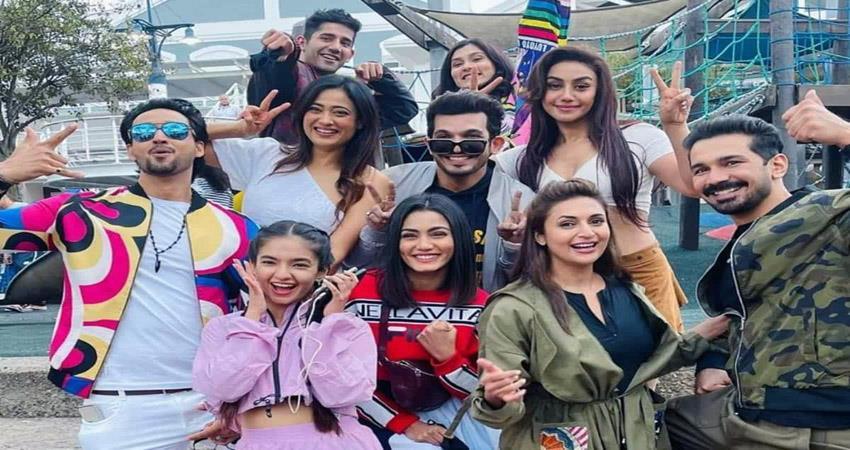 top 3 finalist of rohit shetty show Khatron Ke Khiladi 11 sosnnt