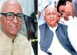 पूर्व मंत्री व कांग्रेस नेता रणदीप सुरजेवाला के पिता का 88 साल की उम्र में निधन