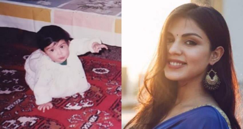 rhea-chakraborty-shares-her-childhood-photo-sosnnt
