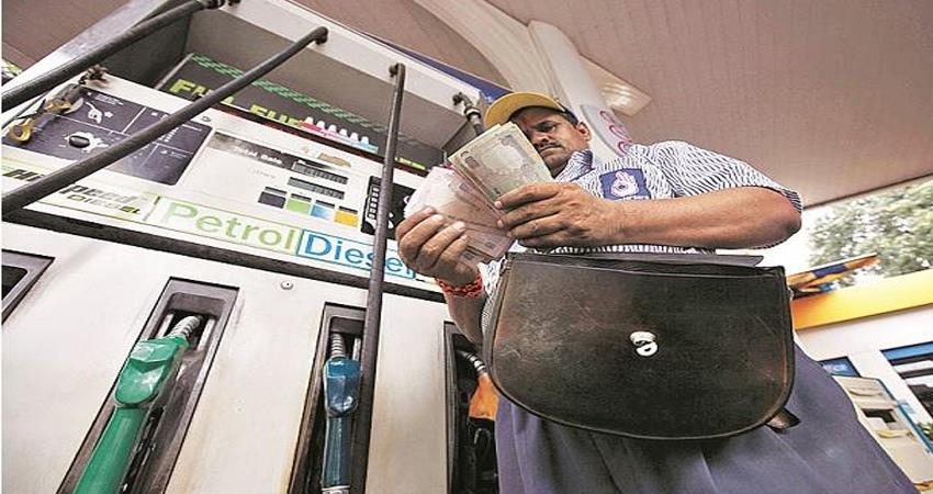 8 rupees going to be increased in petrol and diesel