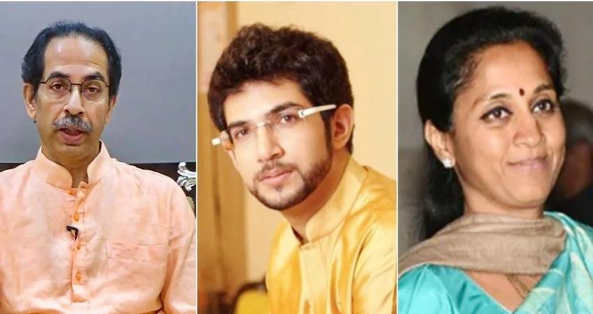 uddhav-aditya-and-supriya-may-face-difficulties-accused-of-giving-false-electoral-affidavit-prshnt