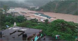 खराब मौसम से हिमाचल में बिगड़े हालात, दिल्ली में भी बारिश शुरू