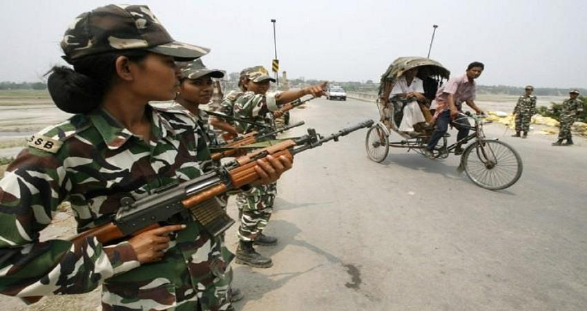 crpf female soldier received call from pakistan information about force camp kmbsnt