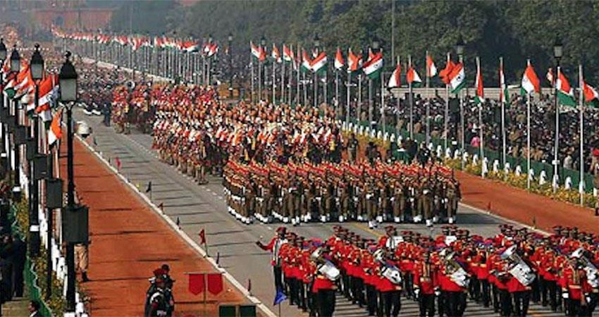 republic day parade rehearsals from tomorrow avoid these routes