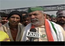 राजस्थान में टिकैत की सरकार को ललकार- अब संसद की ओर होगा मार्च, आएंगे 40 लाख ट्रैक्टर