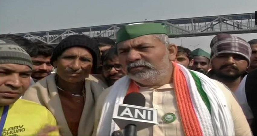 rakesh tikait on rajasthan rally march to parliament 40 lakh tractors will come kmbsnt