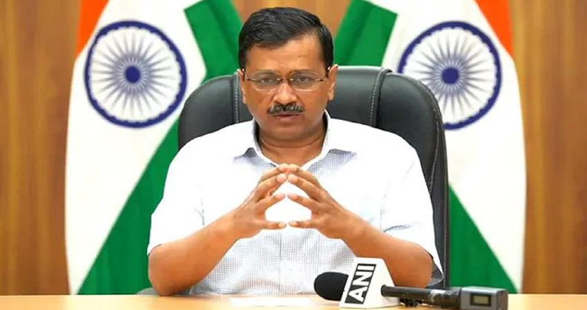 kejriwal gave rs10 lakh to family of doctor amit singh who died during corona duty kmbsnt