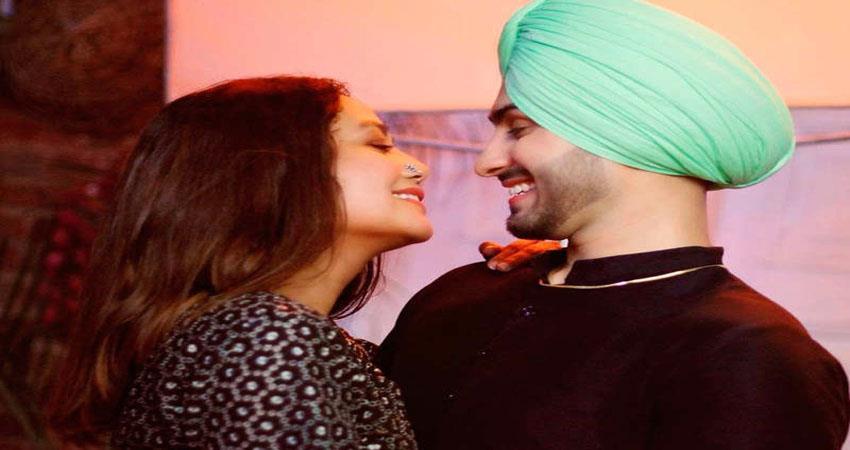 rohanpreet dance on tony kakkar song shona shona video viral sosnnt