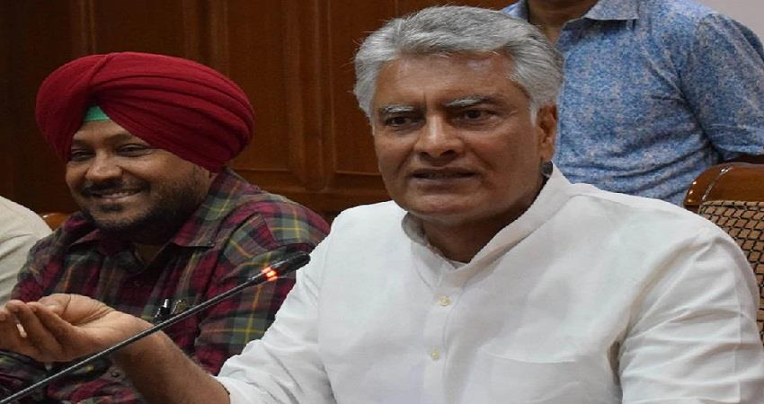 punjab congress said aap indulge in tractor rally violence kmbsnt