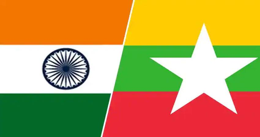 why india remains silent myanmar aljwnt