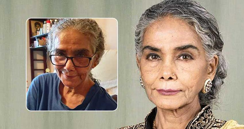 badhai ho actress surekha sikri had a brain stroke