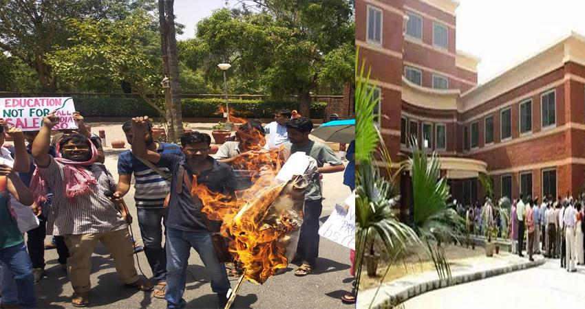 sol students carry out du vc funeral