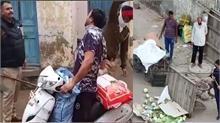 Corona कहर के बीच पुलिस और गुंडों का सितम, मार झेलने को मजबूर बेबस लोग