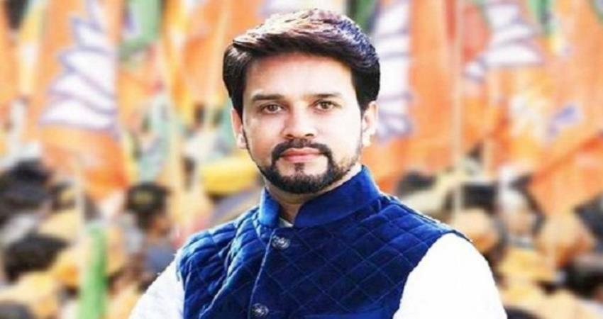 we bought msp twice as much as congress, is and will remain anurag thakur pragnt