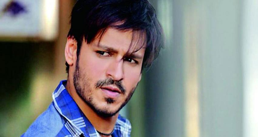vivek oberoi had to ride a bike at night video goes viral anjsnt