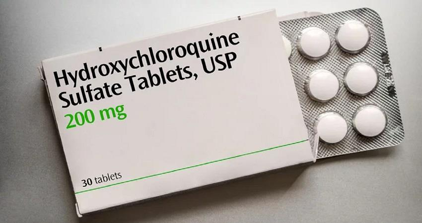 India is the largest producer of hydroxychloroquine Coronavirus KMBSNT