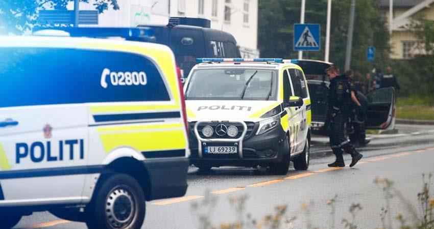 Shooting on mosque in Norway capital one person injured